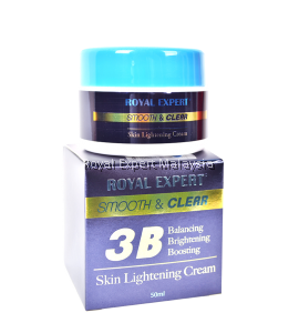 Royal Expert Smooth & Clear Skin Lightening Cream