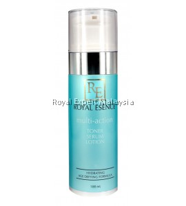 Multi-Action 3-In-1 Hydrating Toner & Serum For Women