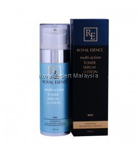Multi-Action 3-in-1 Hydrating Tone & Serum For Men